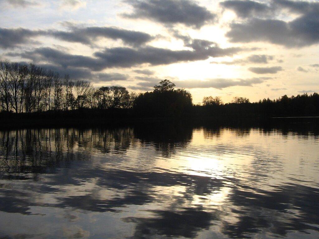 Sügisene järvekallas