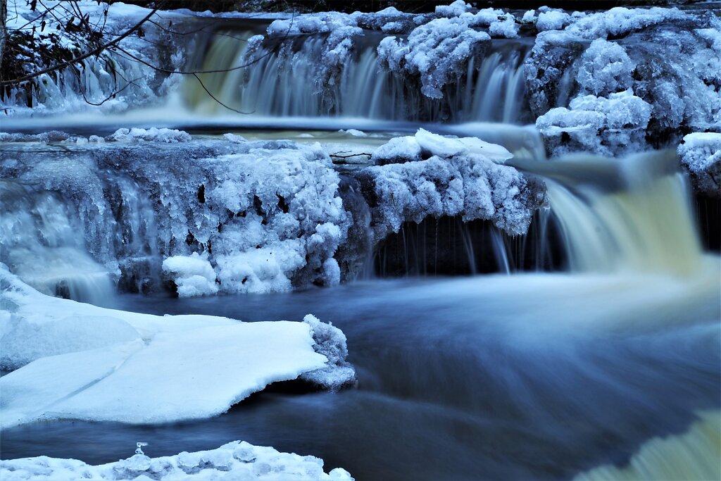 Treppoja talvel