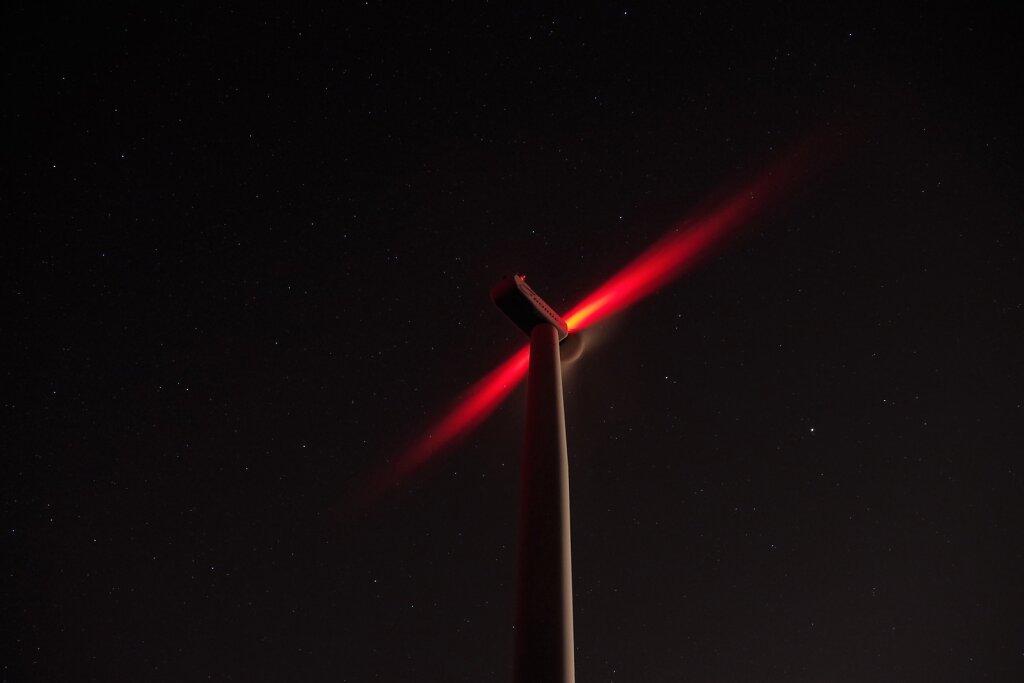 Paldiski tuulegeneraator