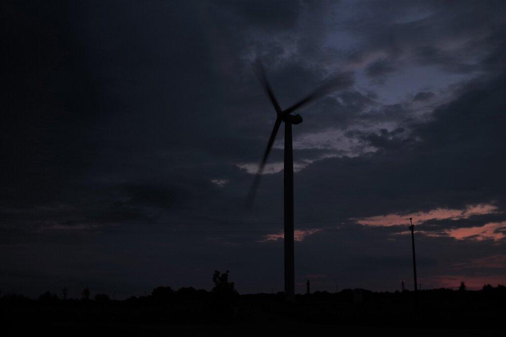 Tuulegeneraator, Paldiski