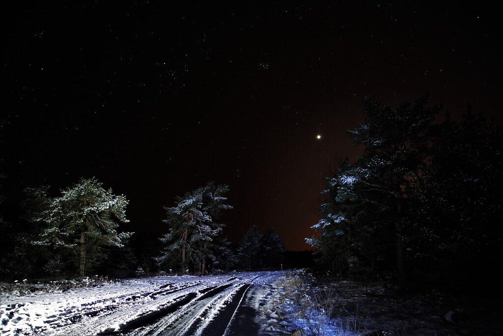 Talvine, lumine
